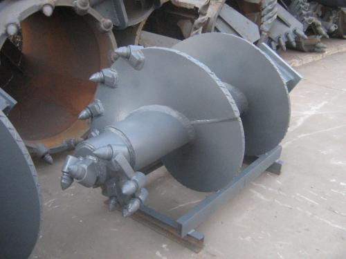 Mũi khoan đá ruột gà D 800 mm